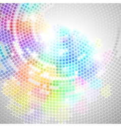 colorful backgroud vector image