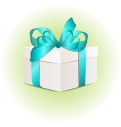 gift box concept with colorful vector image