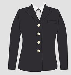 Military uniform vector