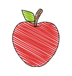 apple icon image vector image