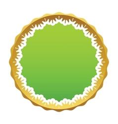 Certificate seal vector