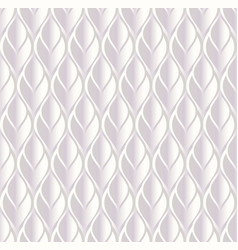 White background with ornament seamless pattern vector