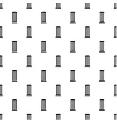 column pattern vector image