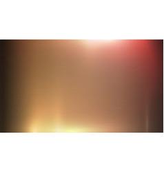 Polished golden metallic background light texture vector