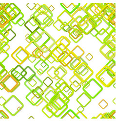 Seamless diagonal square background pattern vector