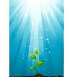 growth vector image