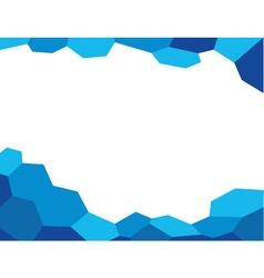 Abstract background bleu vector
