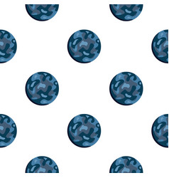 Small planet pattern seamless vector