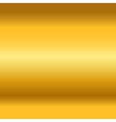 Gold texture horizontal vector