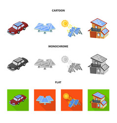 innovation and technology vector image