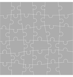 Puzzle - Background vector