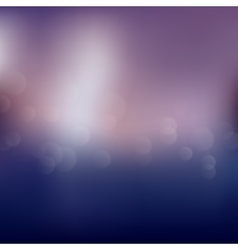 Magic blurred abstract background with highlights vector