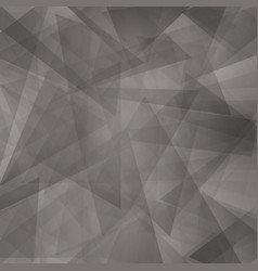 Modern black smoke abstract background vector