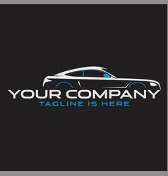 Car automotive logo vector