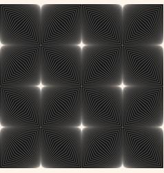 Seamless pattern modern lines texture vector