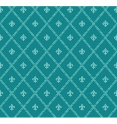 turquoise background vector image