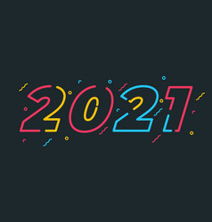 2021 new year happy new year 2021 new year happy vector image