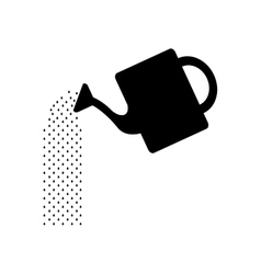 watering icon image vector image