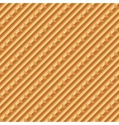 Wooden textured background vector image
