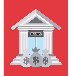 Bank bonds design vector