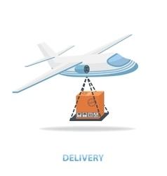 Delivery plane vector