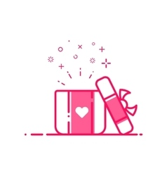Icon valentines day vector