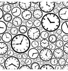 watch dial pattern eps10 vector image vector image