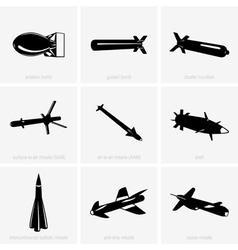 Heavy weapon vector
