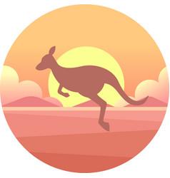 Kangaroo gradient vector