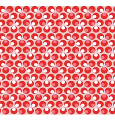 small circle pattern vector image
