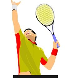 Al 0807 tennis 01 vector