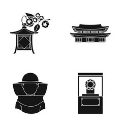 jewelry products tourism and other web icon in vector image