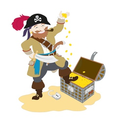 Lucky Pirate vector