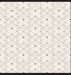 modern stylish pattern vector image