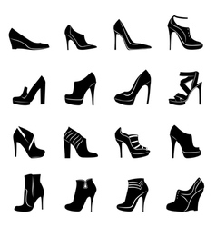 St shoes 2 vector