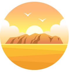 Ulurukatatjuta national park gradient vector