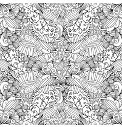 Full framed decoration against white background vector image