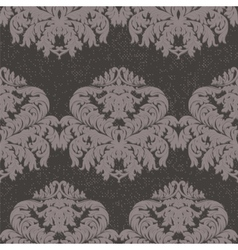 Baroque Vintage floral pattern element vector