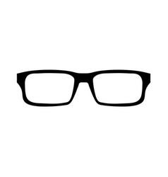 Glasses icon sign vector