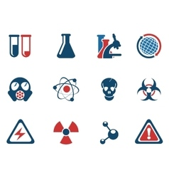 Science Symbols vector image