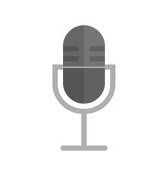 Voice Memo vector image vector image