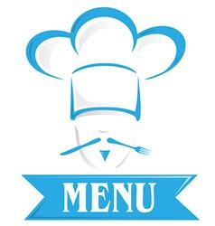 menu symbol vector image vector image