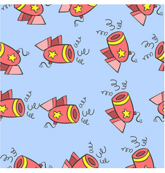 Element circus pattern style collection vector