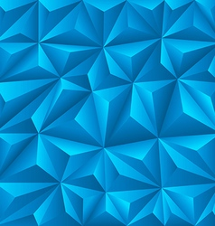Abstract background of different geometric figures vector