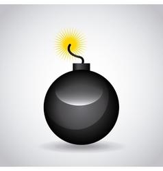 boom icon image vector image