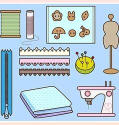 Sew tool vector