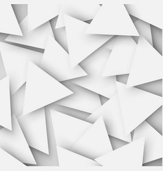 the gray colored abstract polygonal geometric vector image