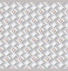 diamond seamless pattern geometric diagonal vector image