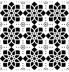 Geometric seamless pattern abstract ornament styl vector