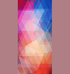 Abstracct phone x wallpaper vector